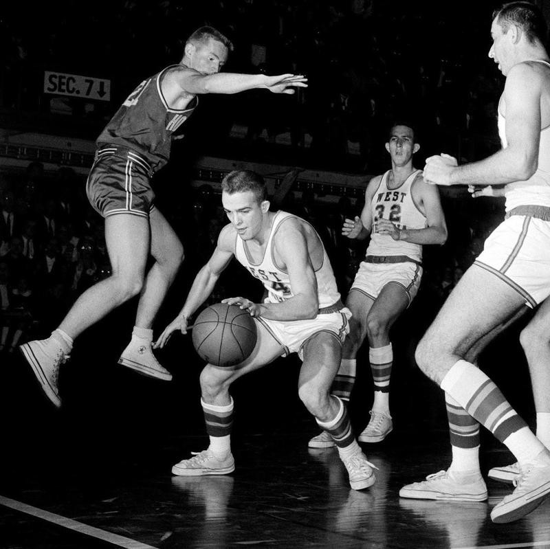 Jerry West in 1959