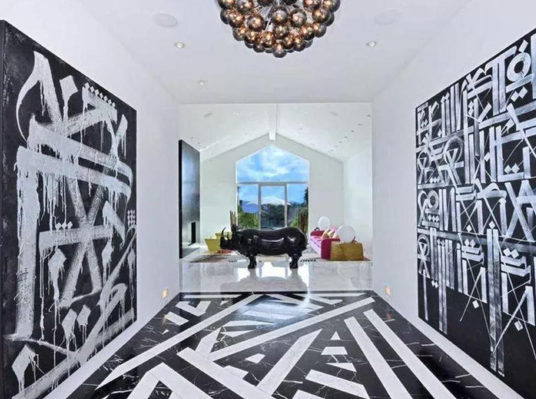 Gwen Stefani's house