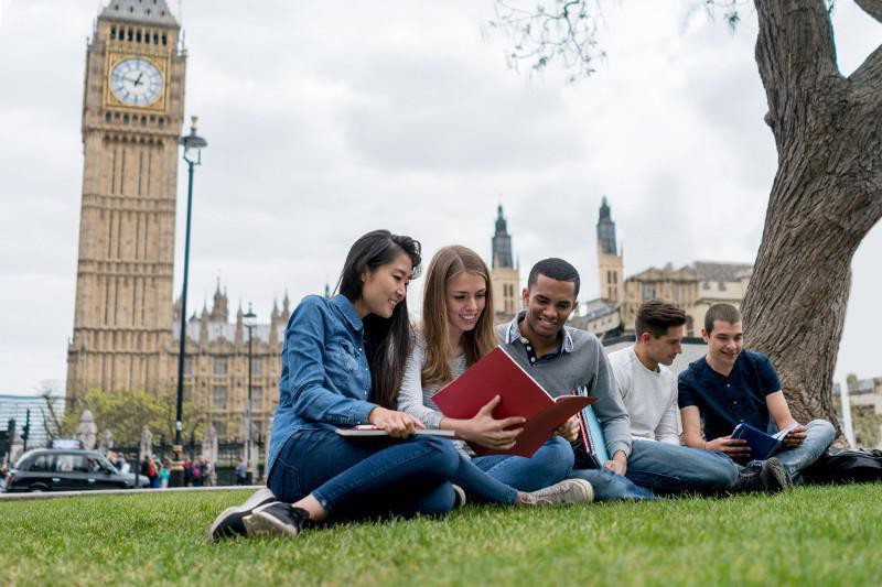 Students in the United Kingdom