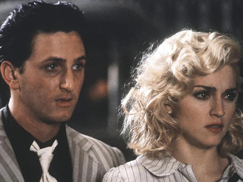 Sean Penn & Madonna in Shanghai Surprise