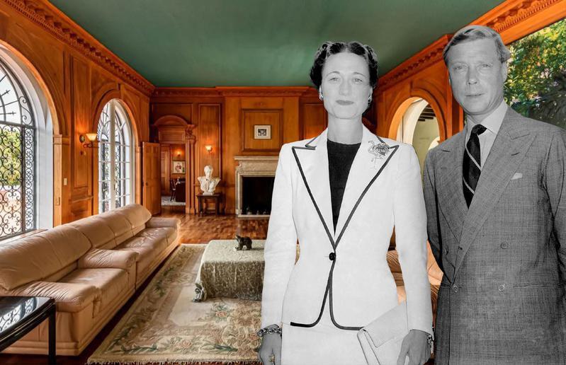 Wallis Simpson and King Edward VIII, Duke of Windsor