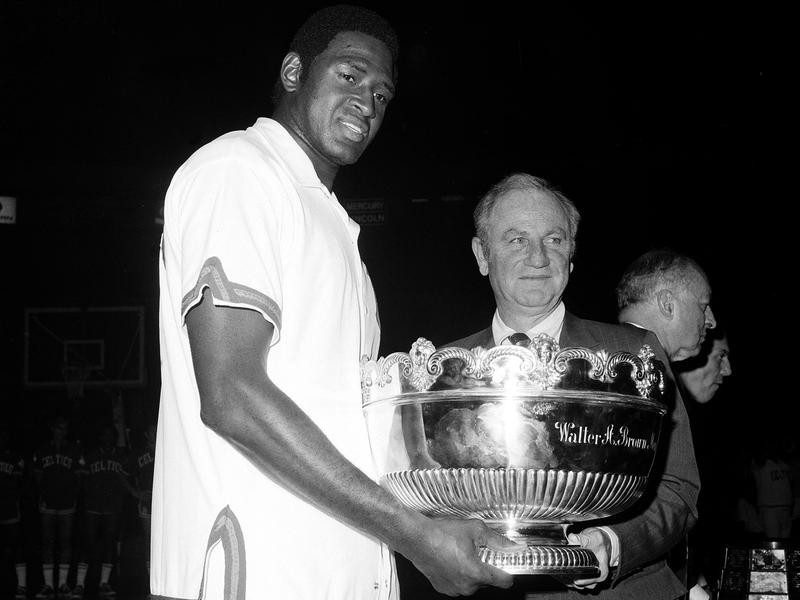 Willis Reed and Red Holzman