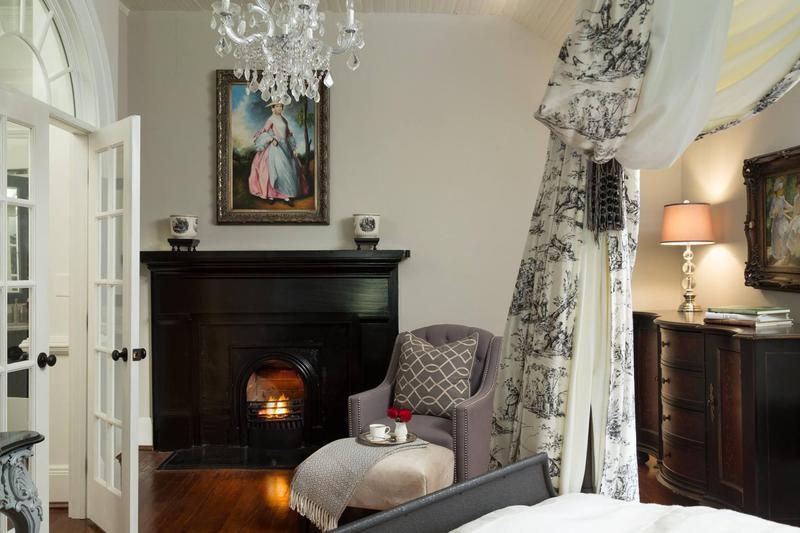 Steel Magnolia suite at Twelve Oaks