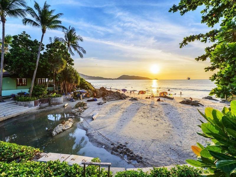 Must-Visit Beach: Patong Beach