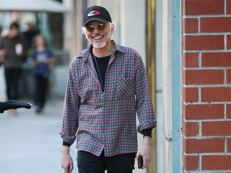 Billy Bob Thornton out and about in Los Angeles