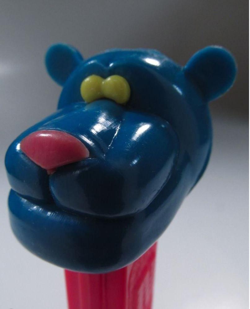 1978 Pez Panther dispenser
