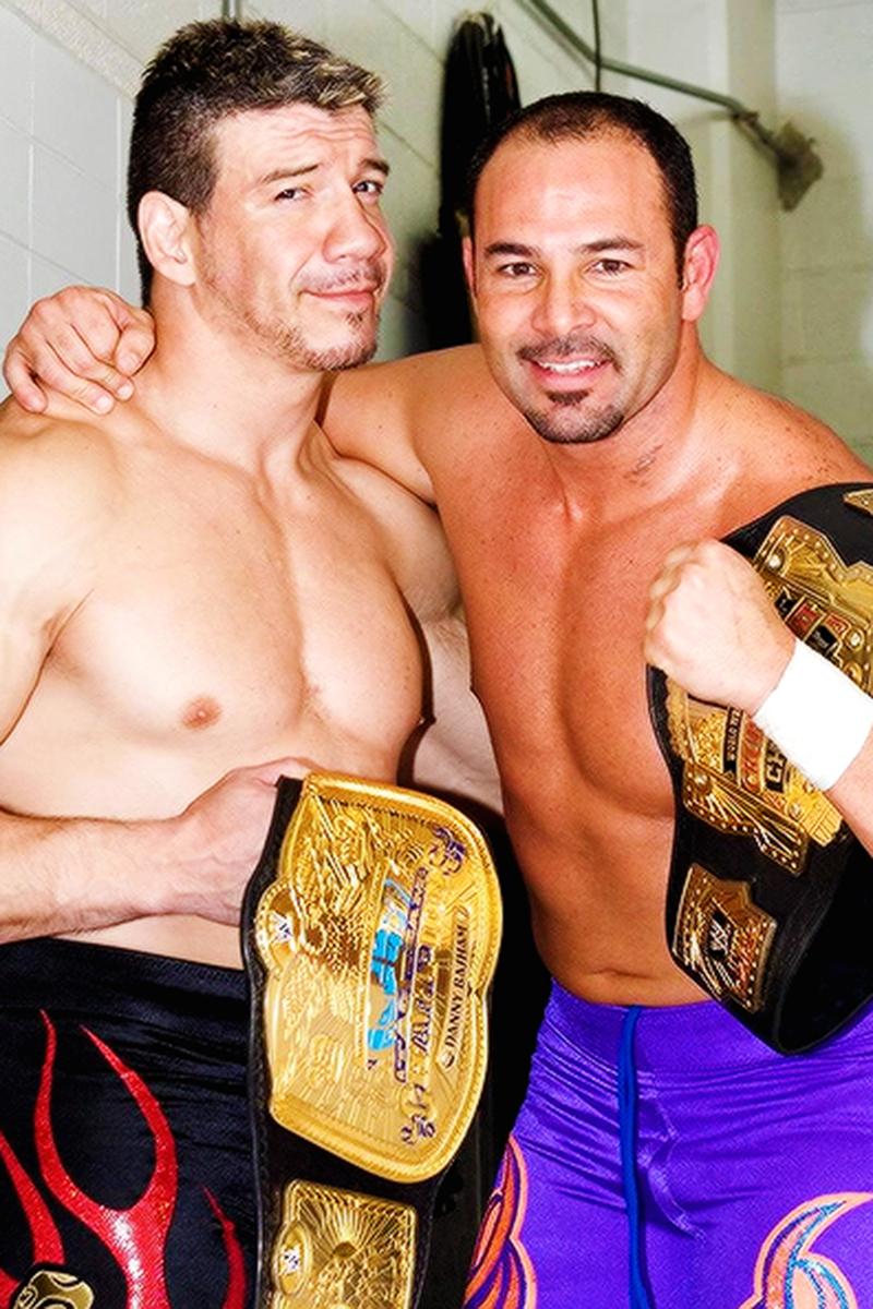 Eddie and Chavo Guerrero