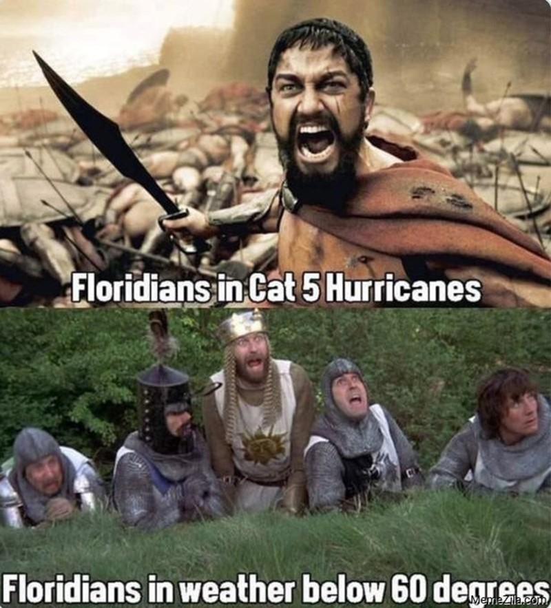 It's Florida