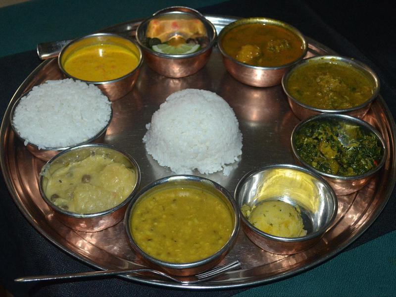 Dal Bhat Tarkari