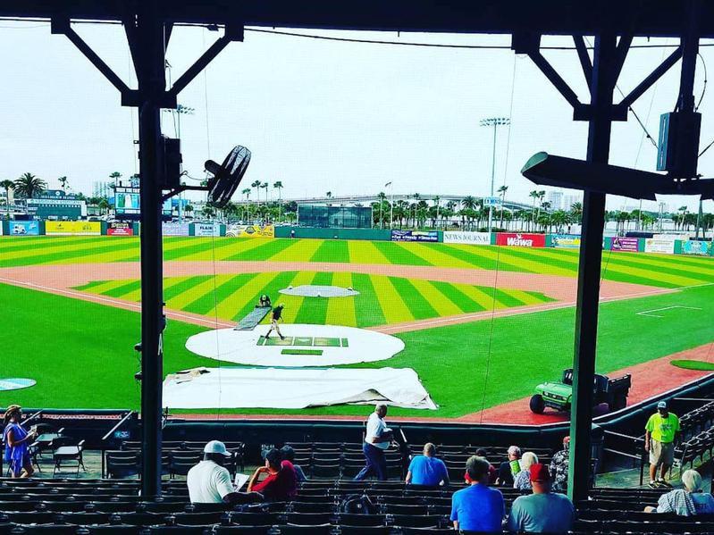 Jackie Robinson Ballpark