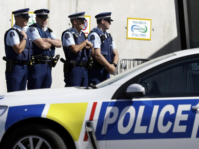 Policing in New Zealand