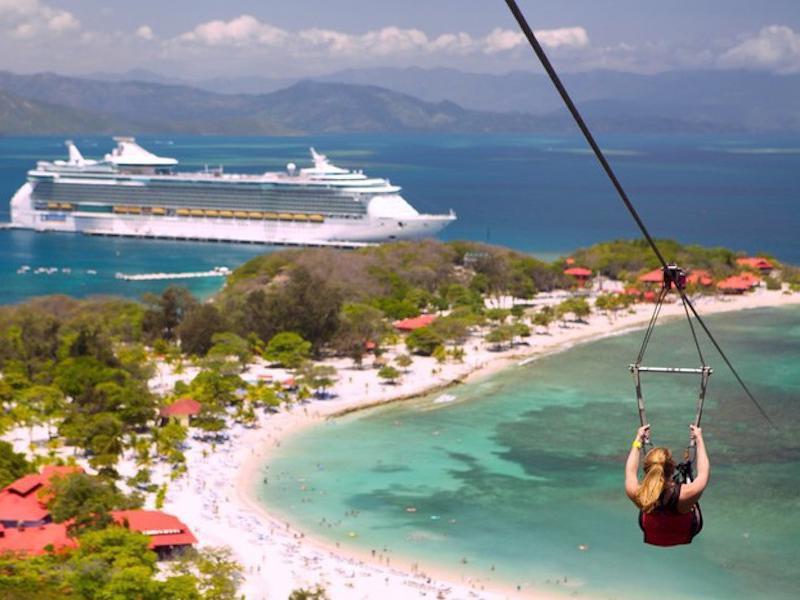 Royal Caribbean's Labadee