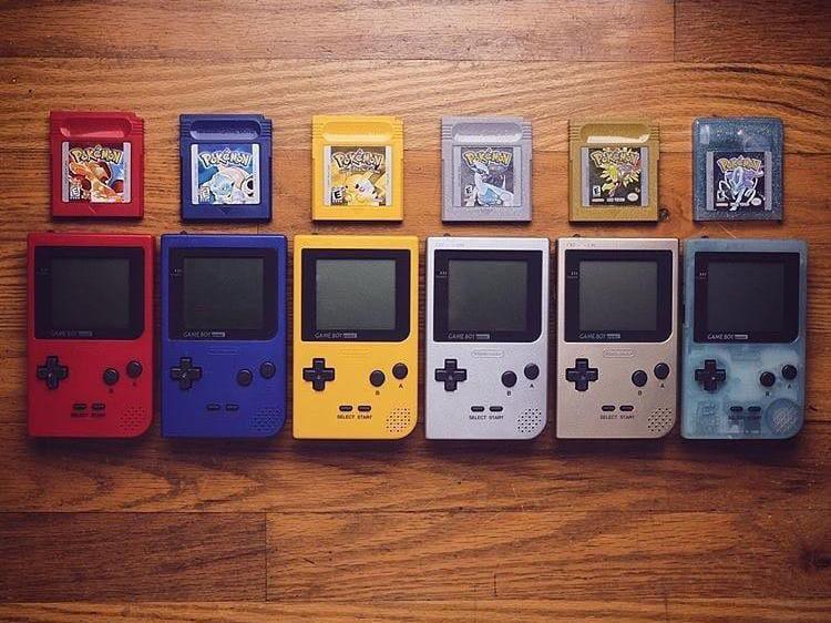 Pokemon Nintendo Games