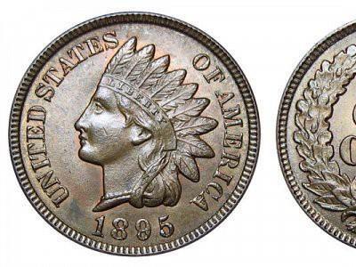 1895 Indian Head