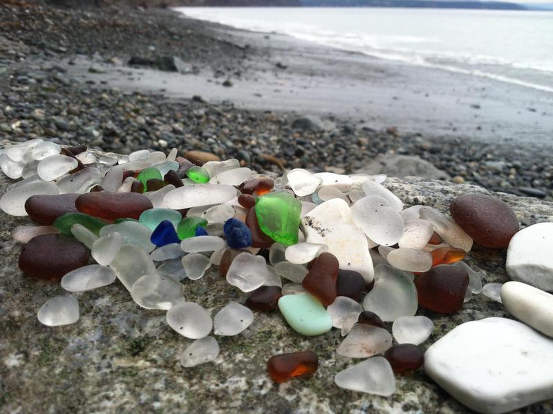 Port Townsend Sea Glass