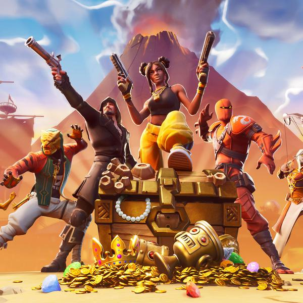 How the Free Video Game 'Fortnite' Became a $2.4 Billion Business