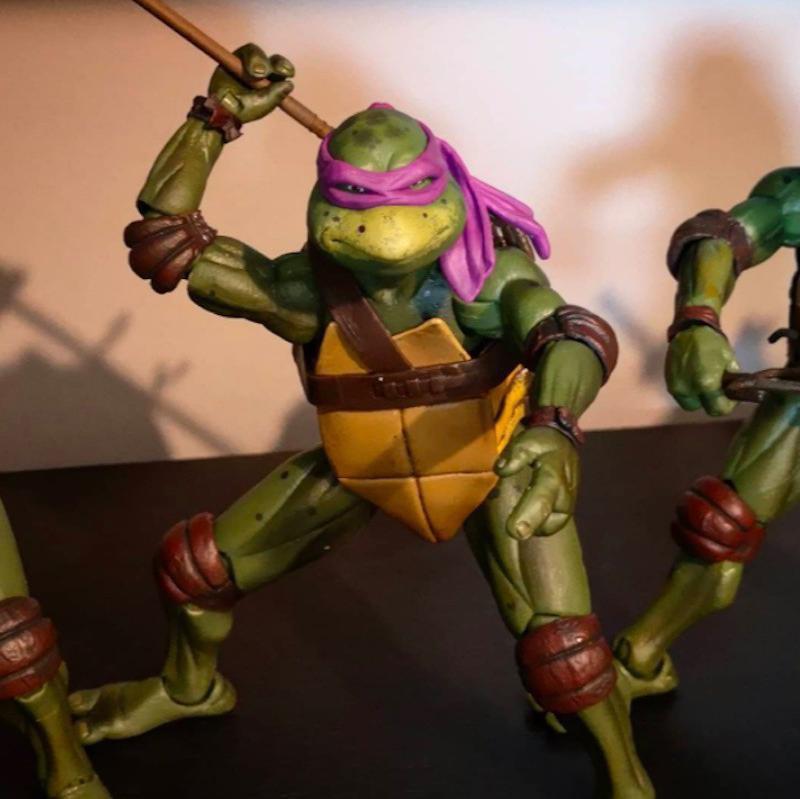 Teenage Mutant Ninja Turtles Figurine