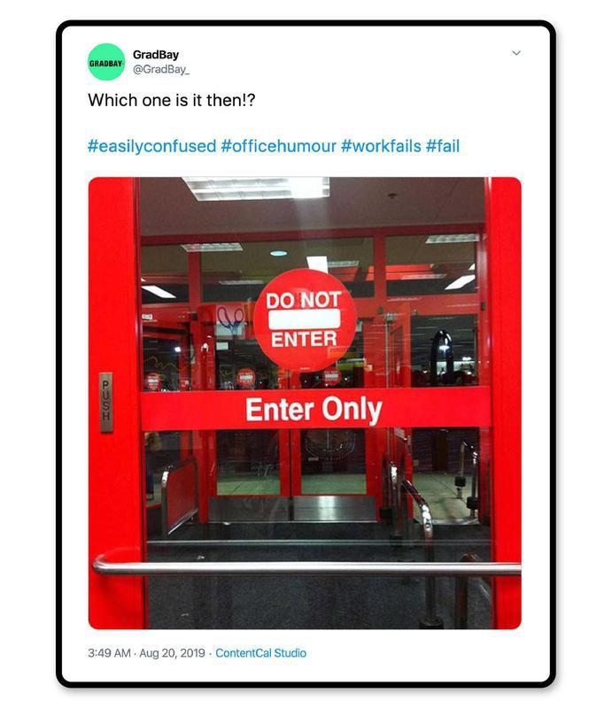 Door entrance or exit