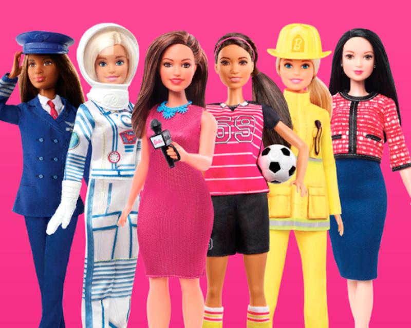 Barbie Role Models Series