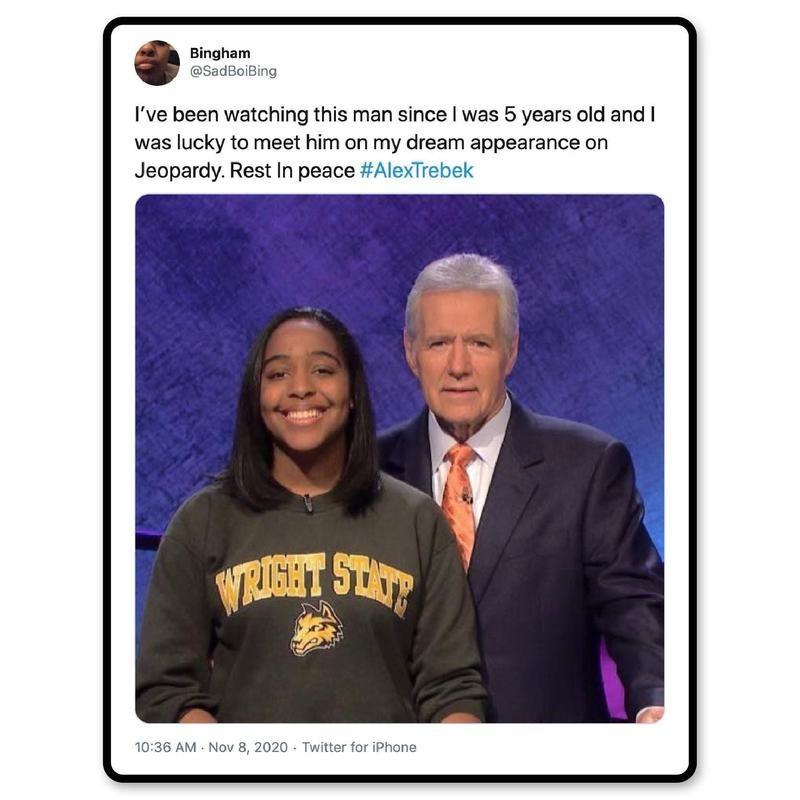 Jeopardy Contestant Emily Bingham
