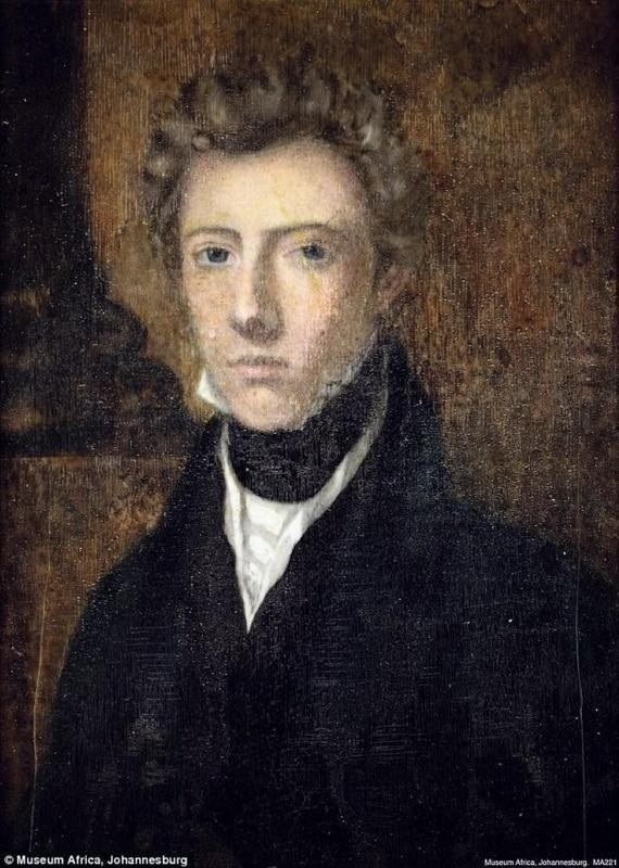 Dr. James Barry