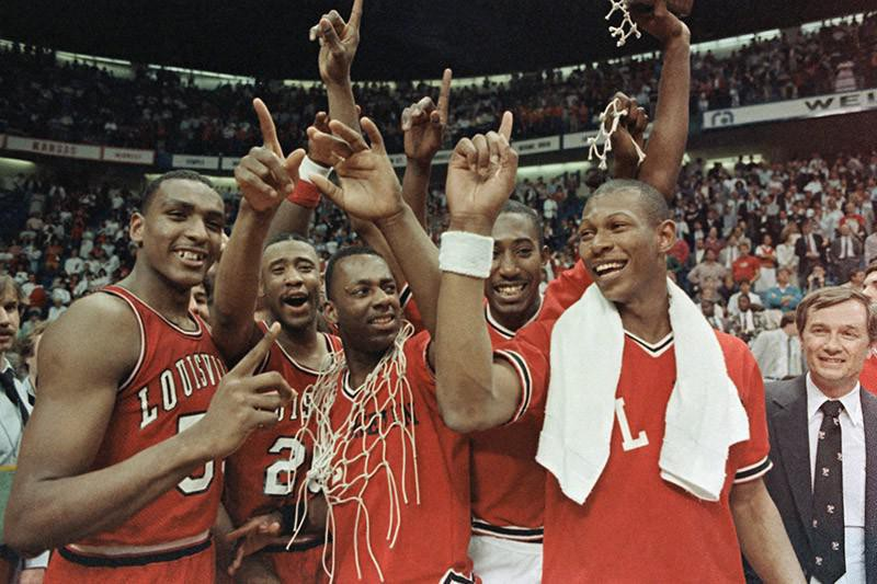 1985-86 Louisville Cardinals