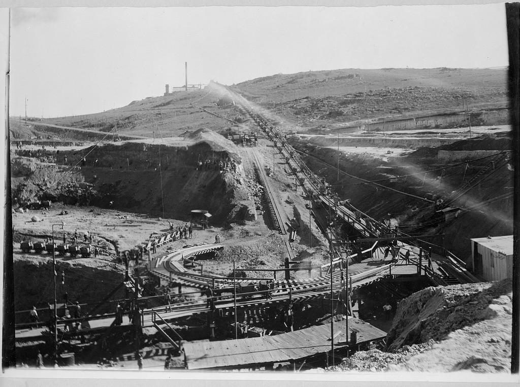 Premier Diamond Mine in South Africa