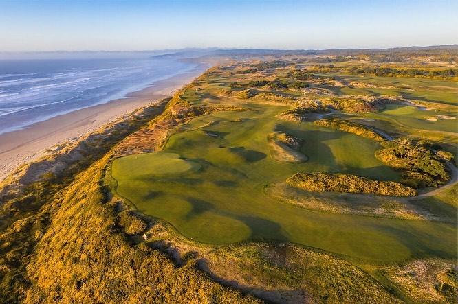 Bandon Dunes Golf Resort (Pacific Dunes)