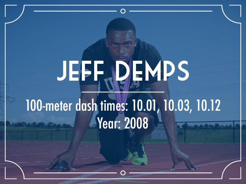 Jeff Demps