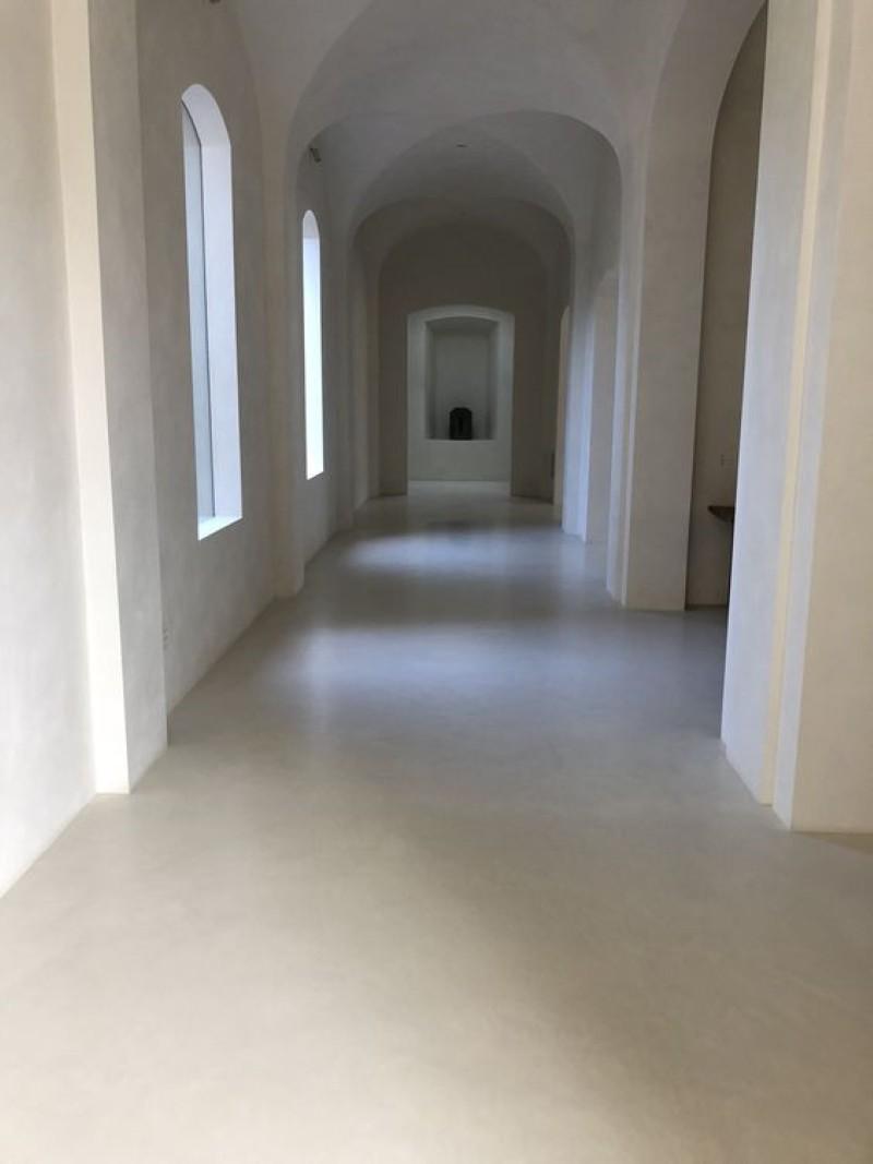 Kanye's hallway