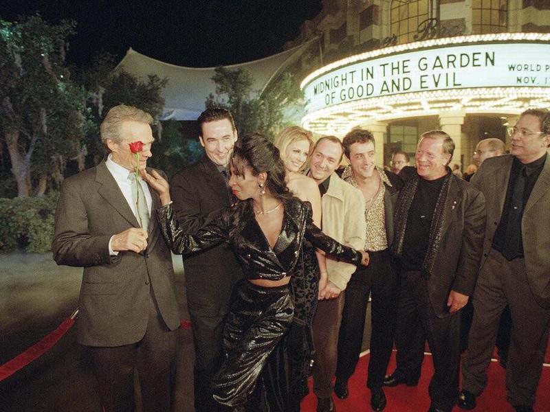 Clint Eastwood, Alison Eastwood, Kevin Spacey, Paul Hipp, Jack Thompson