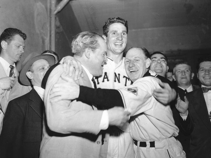 Bobby Thomson and the 1951 New York Giants