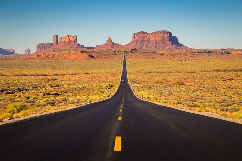 Monument Valley Trails