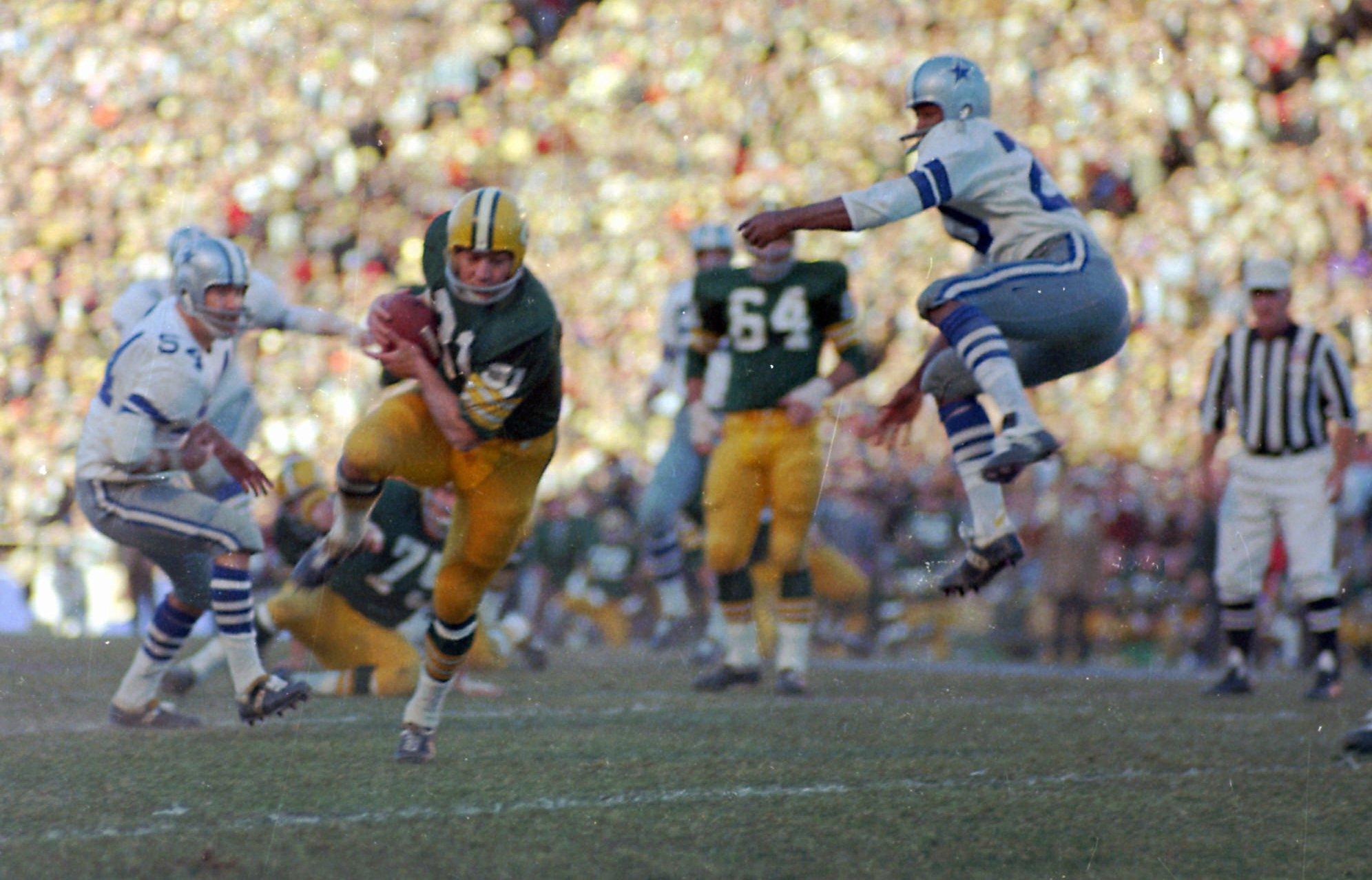 Green Bay Packers vs. Dallas Cowboys in 1967