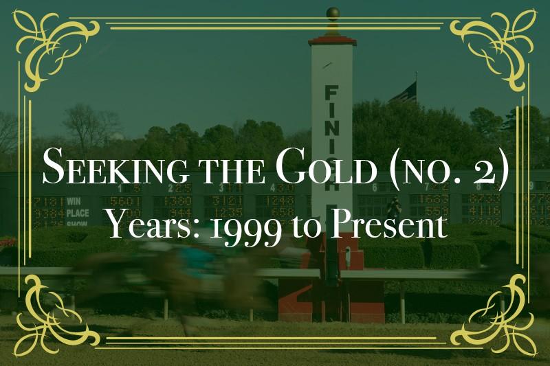 Seeking the Gold (No. 2)