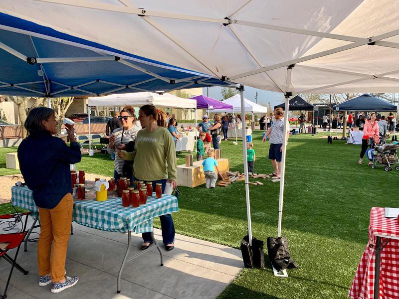 The Farmers' Market at Lake Walk Town Center