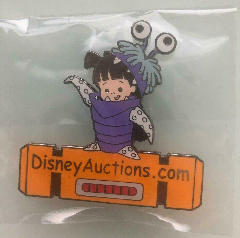 Boo in Costume Disney Pin