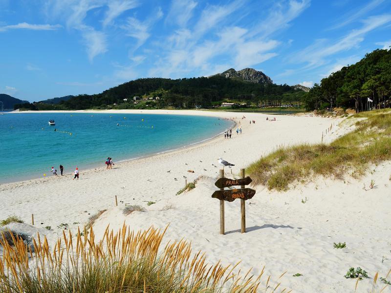 Rodas Beach