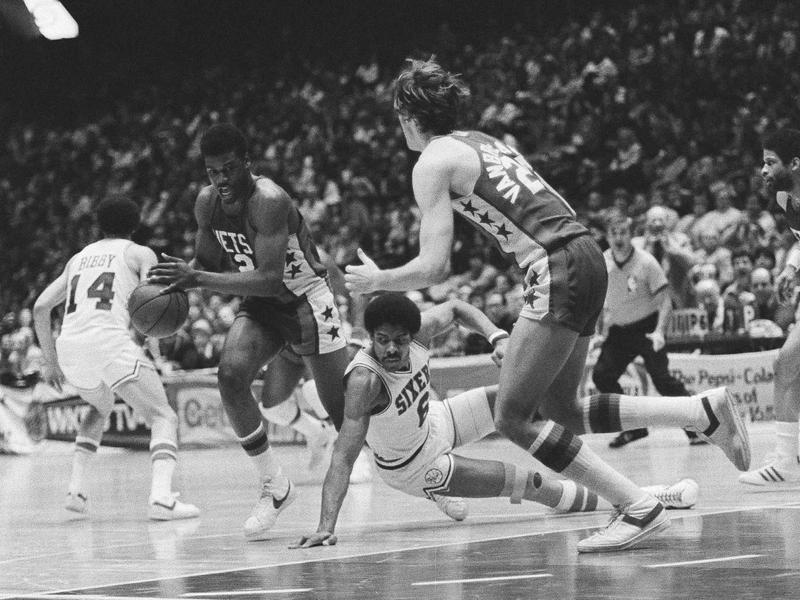 Bernard King Steals Ball