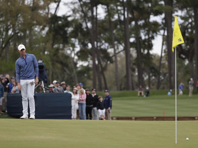 Rory McIlroy won the 2019 Players Championship in Ponte Vedra Beach, Florida