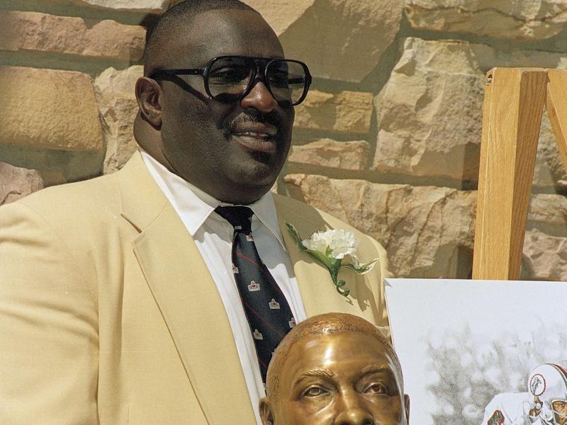 Hall of Famer Larry Little