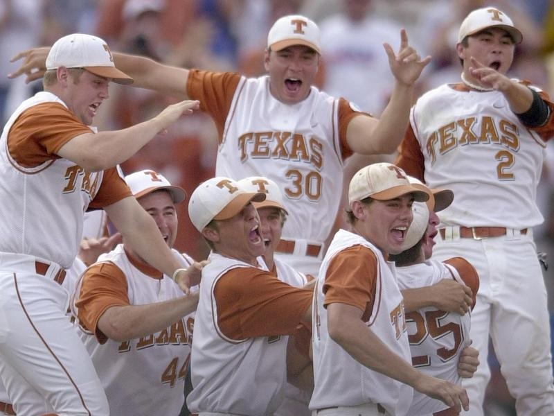 2002 Texas Longhorns