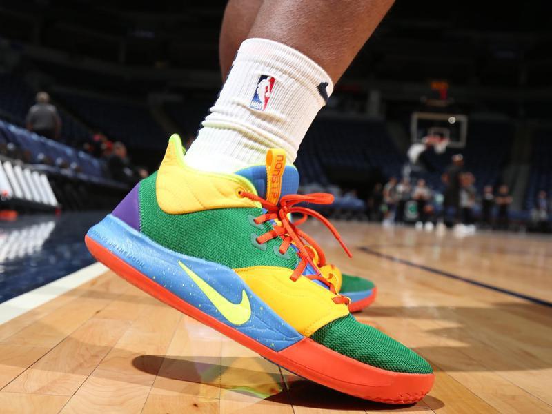 Nike PG3 By Josh Okogie
