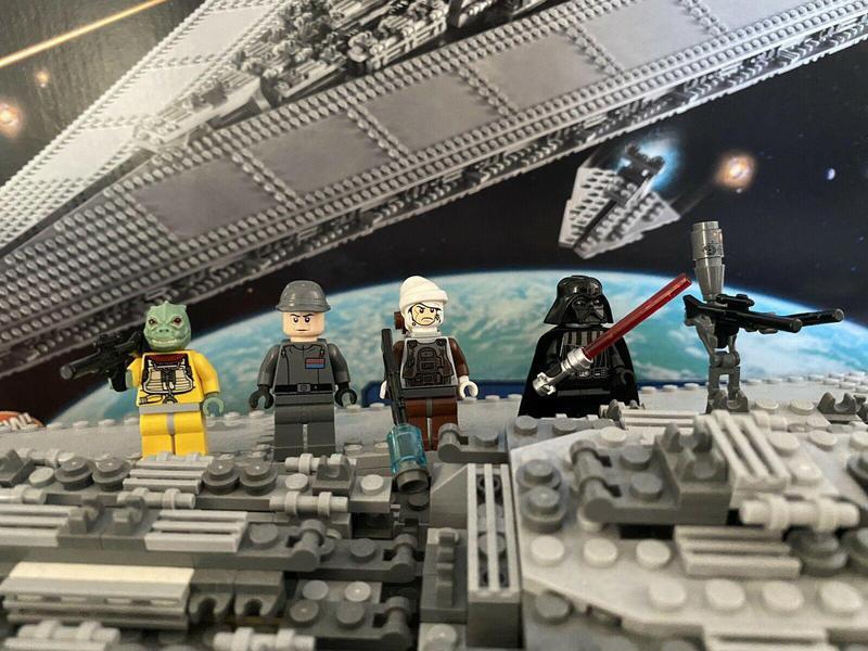 Lego Super Star Destroyer UCS