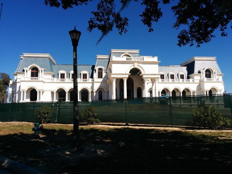 David Siegel's Versailles house
