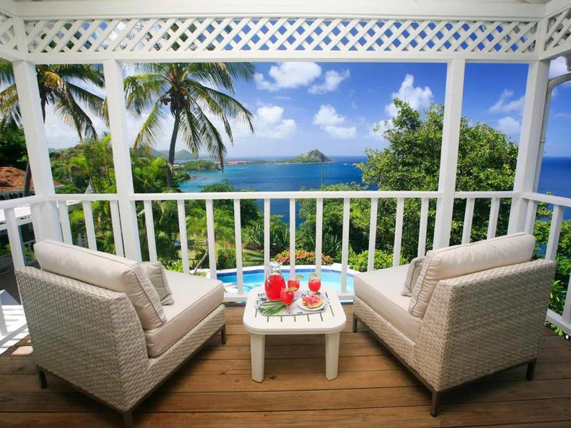 Villa in St. Lucia