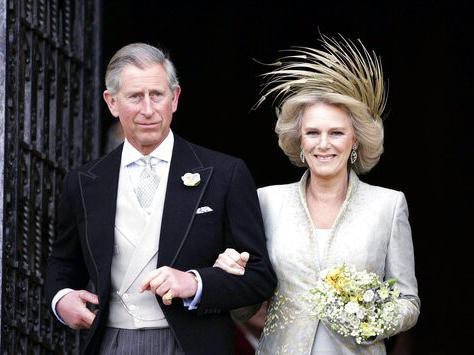 Prince Charles and Duchess Camilla's Wedding