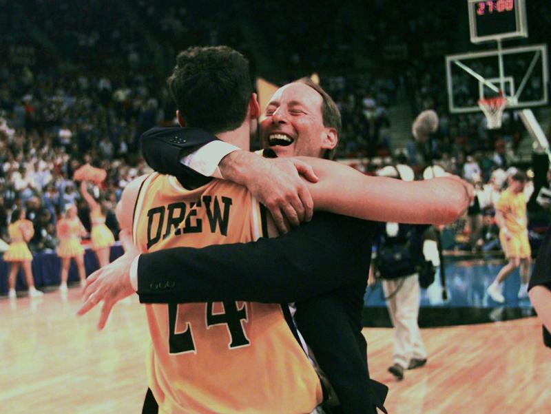 Homer and Bryce Drew