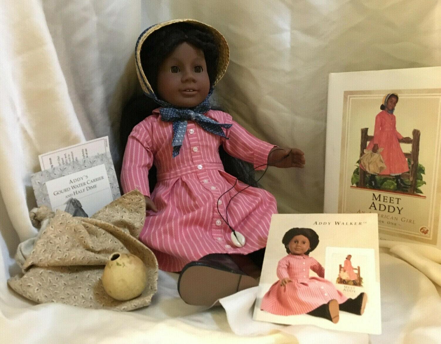 American Girls Doll Addy Walker