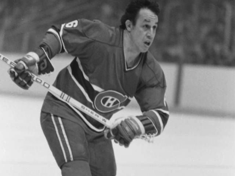 Jimmy Roberts won 2 Stanley Cups